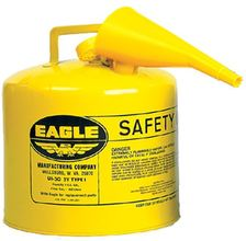 Type 1 Yellow Safety Can