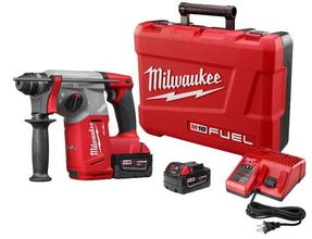 Milwaukee FUEL 18-Volt Cordless Rotary Hammer Kit at Carter-Waters