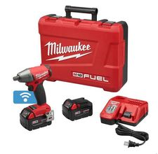 "M18 FUEL with ONE-KEY™ 1/2"" Compact Impact Wrench w/ Pin Detent Kit"