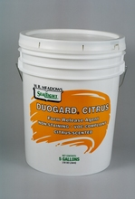 WR Meadows Citrus Duoguard Concrete Form Release 55/gallon