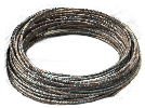 "REINF STL 4 24 INCH RINGS GR60 REINF STL #4 GR60 Rings 24"" from Carter-Wate"
