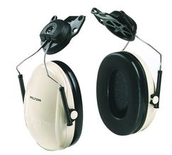 3M Peltor Optime 95 cap-mount earmuffs from Carter-Waters