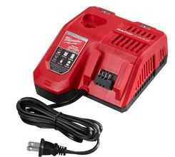 Milwaukee 12-Volt/18-Volt Lithium-Ion Multi-Voltage Rapid Battery Charger