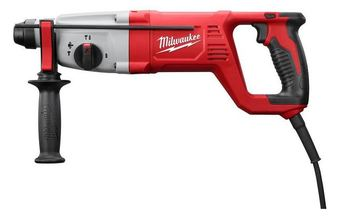 "Milwaukee 1"" SDS D-Handle Rotary Hammer at Carter-Waters"