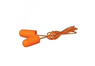 EAR PLUG W/ST EAR PLUG DISPOSABLE W/STRING from Carter-Waters