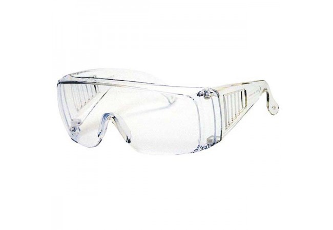 ABE 3800-C Over-the-glasses Safety Glasses from Carter-Waters