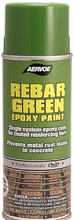 AER 156 Green Rebar Green Coating VOC 16-oz Can - KDot from Carter-Waters