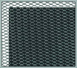 "AMI 10550081 2.5 Self-furring Galvanized Paper Back Lath 27"" x 96"" from Car"