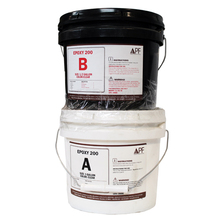 ARI EPOXY 200 CLEAR 1.5 Epoxy 200 Clear Water-Based Coating Kit 2A:1B from