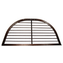 "BOW GR5636 56"" x 36"" Bar Grate for Easy Area Well from Carter-Waters"