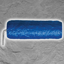 "BUT BSTR0920 Bluestone 9"" Texture Roller Blue from Carter-Waters"