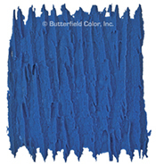 "BUT BWS8115 18"" x 18"" Light Bark Texture Skin Blue from Carter-Waters"