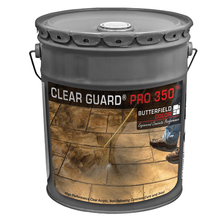 BUT CGG5 Clear Guard Cure and Seal 5/gal from Carter-Waters