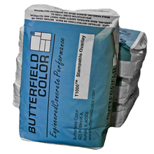 BUT T1000/GRAY S T1000 Stampable Overlay Summer Cement Gray 55lb Bag  from