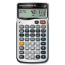CAL 4065 Construction Pro Calculator  from Carter-Waters