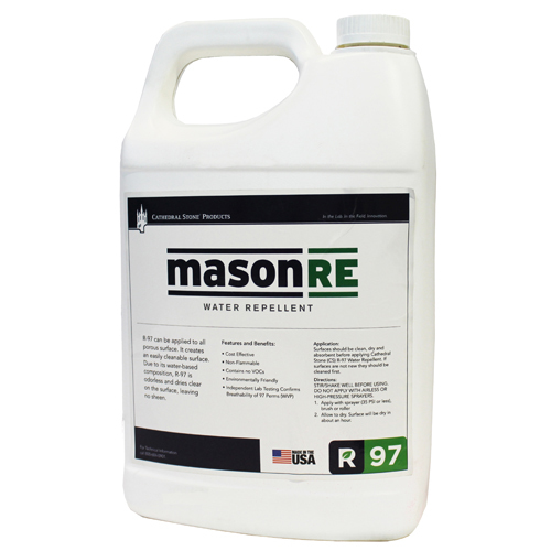 Cathedral Stone Masonre 97 Water Repellant 5 Gal From