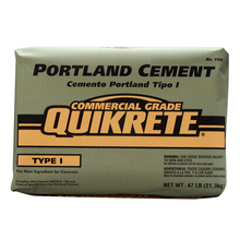 CEMENT PORTLAND TYPE I Portland Cement Type I/II 94 LB Bag from Carter-Wate