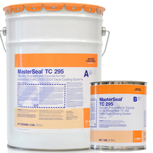 CHE 50165691 MasterSeal TC Gray Conipur 5 Gallon  from Carter-Waters