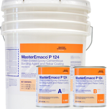 BASF MasterEmaco P 124 Water-Based Epoxy-Cementitious Bonding Agent