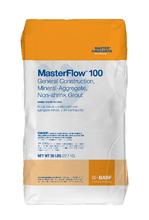 CHE 51669264 MasterFlow 100 General Construction, Mineral-Aggregate Non-Shr