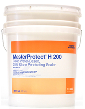 CHE 51672656 MasterProtect H 200 Clear Silane Penetrating Sealer from Carte