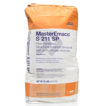 CHE 51701859 MasterEmaco S 211SP Structural Wet or Dry Process Shotcrete 55