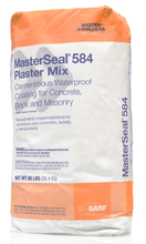 CHE 51719879 Master Seal 584 Gray Cementitious Waterproof Coating 80lb Bag