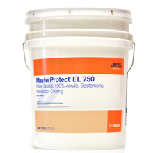 CHE 51718819 MasterProtect EL 750 Waterproof Coating Fine 5/gal from Carter