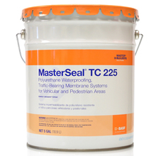 MasterSeal Traffic Coating 225HT Gray 5/gal Topcoat from Carte