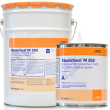 MasterSeal M 265 Two-Component Fast-Curing Polyurethane Base C