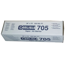 "CRL 305307 Carlisle 6""x 100' Air Barrier Strips 4ml  from Carter-Waters"