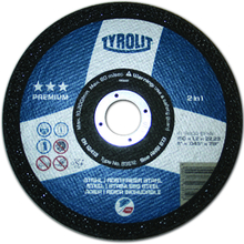 "DPR 118477 6"" x. 045"" x 7/8"" Premium Ultra Thin Cutting Disc T-27 from Cart"