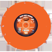 "DPR 73192 Diamond Products 16"" x .125  H8HU Orange Ultimate Heavy Duty Diam"