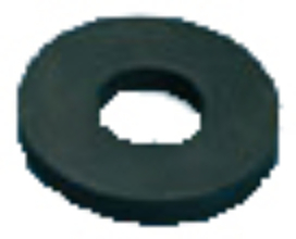 "DSI B15F34500 Neoprene Waterstop Washer For 5/8"" Dywidag Rod from Carter-Wa"