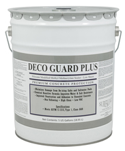 Surfkoat Deco Guard Plus 5/Gal  25% Siloxane Solvent 350 VOC from Carter-Wa