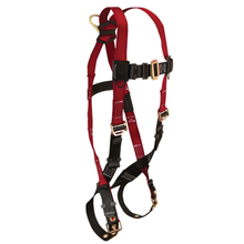 FAL 7008XL X-Large Tradesman Harness w/Tongue Buckle Legs from Carter-Water
