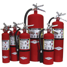 FIRE EXT 5LB 5 LB Fire Extinguisher from Carter-Waters