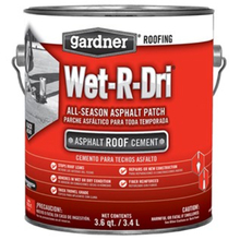 GRA 6220-900-30 Gardner-Gibson Dry Surface Roof Cement 5 Gallon from Carter