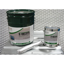 H.E.R. FG 1GAL H.E.R. Polyurethane Flashing & Roof Repair Sealant 1 Gallon