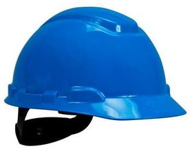 3M Blue Hard Hat V-Gard Standard Size from Carter-Waters