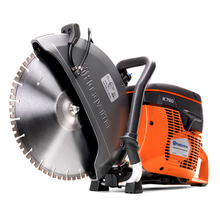 "Husqvarna 14"" K 760 Cut Off Saw from Carter-Waters"