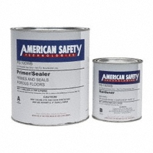 ITW PS-100WB PRIMER/SEALER Epoxy Clear Two Part Water Based Primer 1 Gal Ki