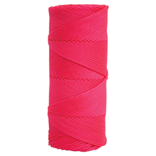 STR 25462 500' Stringliner Fluorescent Pink Braided Nylon Line  from Carter