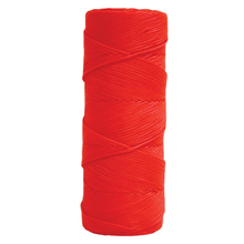 STR 25459 500' Stringliner Fluorescent Orange Braided Nylon Line  from Cart