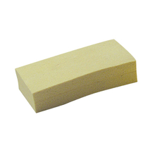 "KRA PL369 Kraft 2"" x 3-1/2"" x 6-1/2"" Rubber Sponge from Carter-Waters"