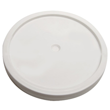 PAIL PLAS 1 GL LID Lid for 1 Gallon White Plastic Bucket from Carter-Waters