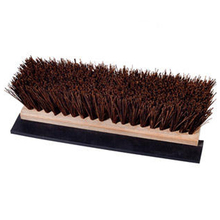 "Magnolia 10"" Palmyra Deck Brush  from Carter-Waters"