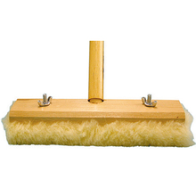 "MAG 2310 Magnolia 10"" 100% Virgin Wool Wax Applicators from Carter-Waters"