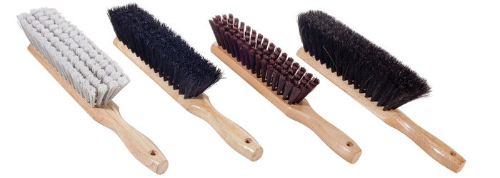Magnolia Counter Duster Black Horsehair from Carter-Waters
