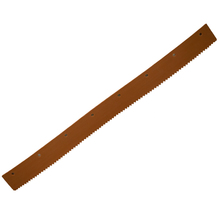 "MAG 8436-R Magnolia 36"" Serrated Edge Floor Squeegee Replacement Blade from"